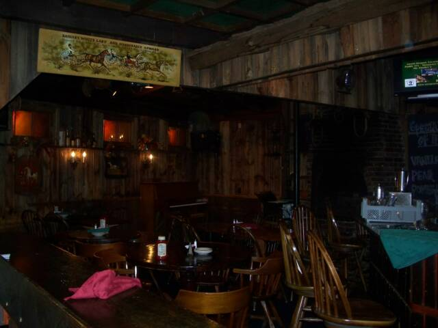Haunted concord for Haunted dining room ideas